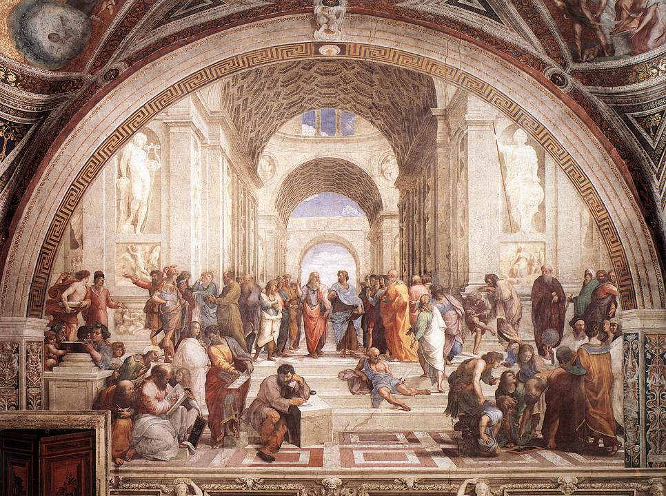 the importance of the classics of greece and rome to the renaissance artists See how humanism developed during the renaissance and why it is and historiography of ancient greece and rome renaissance humanism was a revolution in.